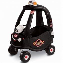 Little Tikes Jeździk Cozy Coupe Czarne Taxi