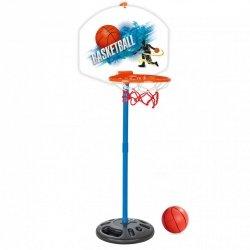 WOOPIE Zestaw Koszykówka Klasyczna 117 cm + Piłka