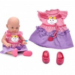 WOOPIE Ubranko dla Lalki Sukienka Króliczek Buciki 43 - 46 cm