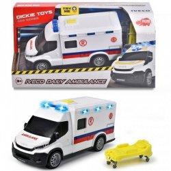 DICKIE SOS Ambulans Karetka Pogotowia Iveco