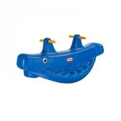 Bujak Wieloryb na biegunach Niebieski Little Tikes