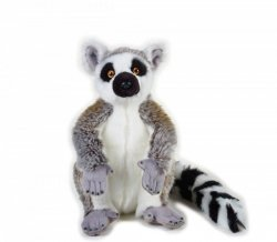 Pluszak National Geographic Lemur 30 cm