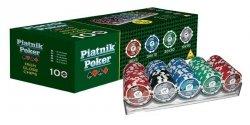 Żetony do Pokera 100