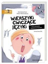 Książeczka Wierszyki ćwiczące języki