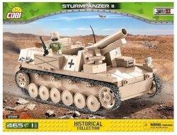 Klocki Sturmpanzer II
