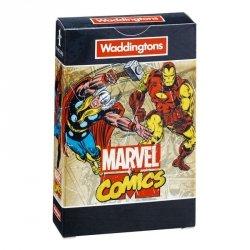 Gra Karty Waddingtons No.1 Marvel Comics Retro
