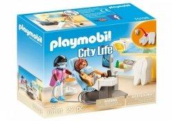 Zestaw z figurkami City Life 70198 Dentysta