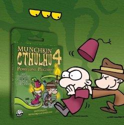 Gra Munchkin Cthulhu 4 - Pomylone Pieczary