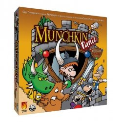 Gra Munchkin Panic