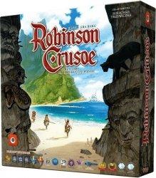 Gra Robinson Crusoe: Przygoda na przeklętej wyspie