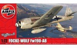 Model do sklejania Focke Wulf Fw190A 8