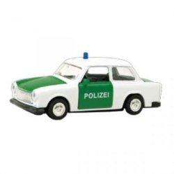 Pojazd Welly Trabant Policja