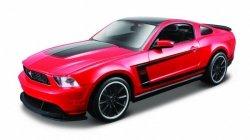 Model Ford Mustang Boss 302 1:24 do składania