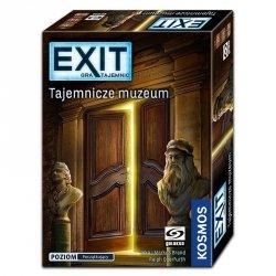 Gry EXIT Tajemnicze Muzeum