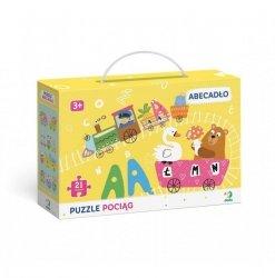Dodo Puzzle Pociąg abecadło (wersja PL)