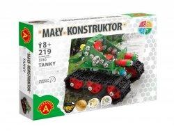 Mały Konstruktor - Tanky