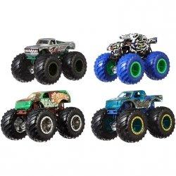 Monster Trucks 4-pak pojazdów 1:64