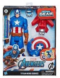 Figurka Avengers Titan Hero Kapitan Ameryka