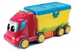 Grająca ciężarówka z warsztatem