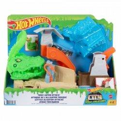 Zestaw tematyczny City Toxic Creatures Atak aligatora