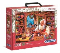 Puzzle 1000 elementów Brief Case Kolekcja Świąteczna