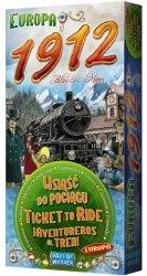 Gra Wsiąść do Pociągu: Europa 1912 Dodatek