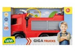 Pojazd Straż Pożarna w odkrytym pudełku 65 cm
