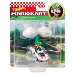 Pojazd-lotnia Mario Kart Luigi P-Wing