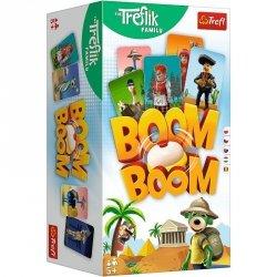 Gra Boom Boom Rodzina Treflików