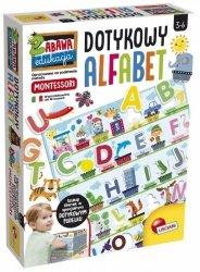 Gra Montessori Dotykowy alfabet