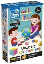 Gra Life Skills Uczę się koncentracji