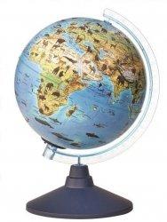 Globus 21 cm ze zwierzętami Alaysky