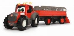 ABC Massey Ferguson Traktor z przyczepą