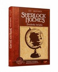 Komiks Paragrafowy Sherlock Holmes. Dookoła świata