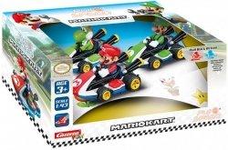 Pojazdy Mario Kart pull back 3pack