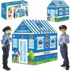 NAMIOT POLICJA Z PODŁOGĄ 103CM 5010P