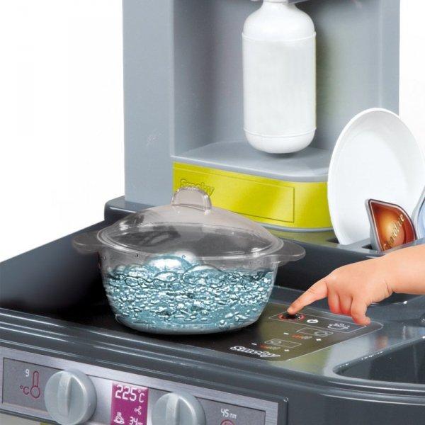 Smoby Duża kuchnia Studio Bubble dla dzieci 26 akc.