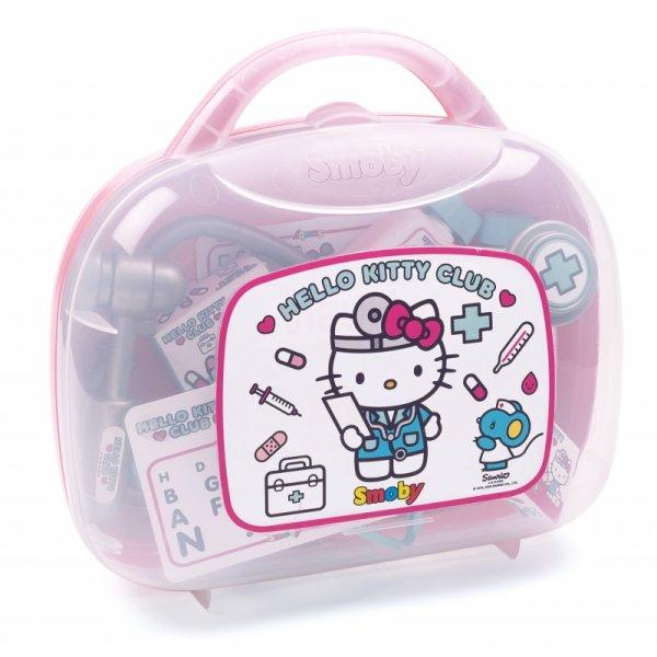 SMOBY Hello Kitty Walizka Lekarza Zestaw