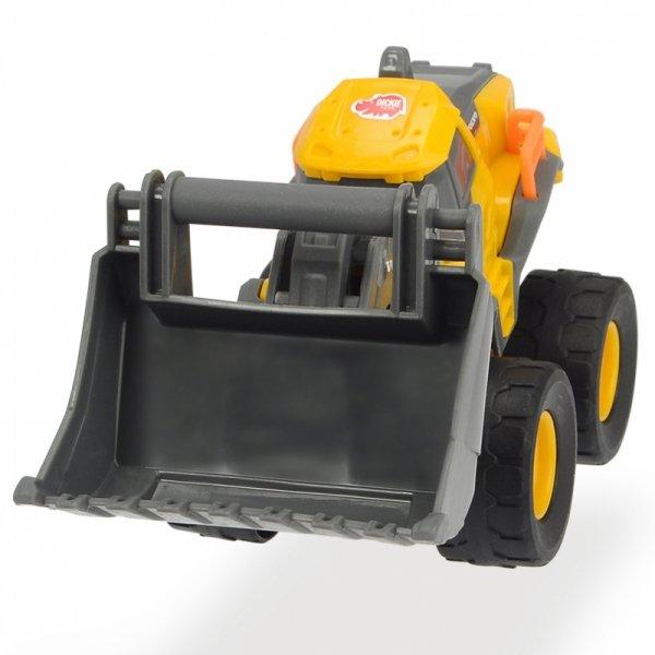 DICKIE Construction Mini Mover Spychacz Volvo 13 cm