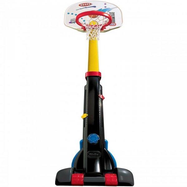 Little Tikes Duża Koszykówka dla Dzieci Regulowana i Składana