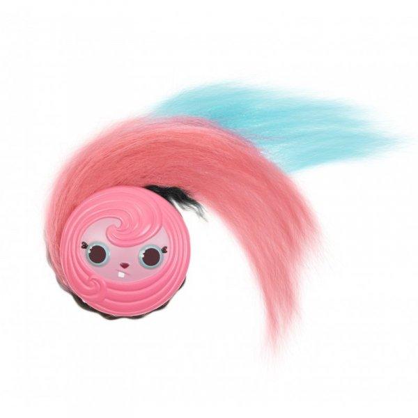 Pop Pop Hair Surprise - Zestaw z laleczką i pupilkiem 3w1 - Rock - Seria 1