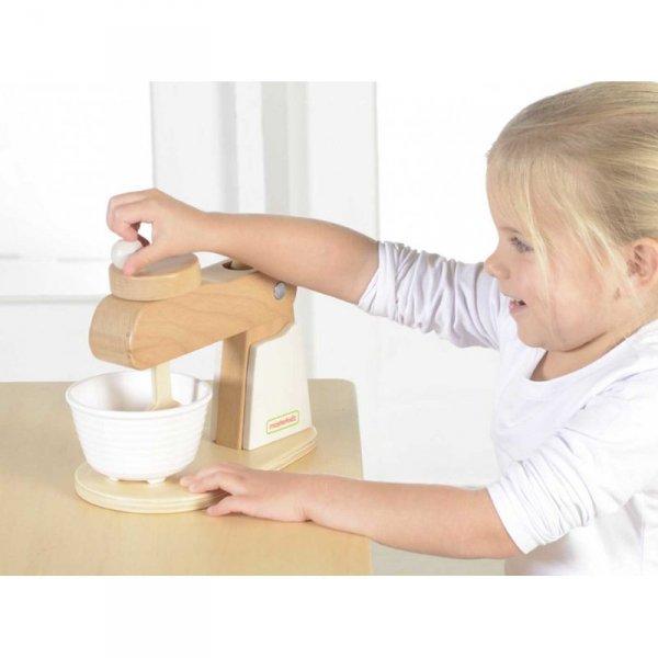 Drewniany Mikser Do Kuchni Dla Dzieci Masterkidz