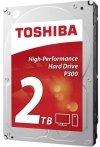 Toshiba P300 2TB 3.5 Serial ATA III