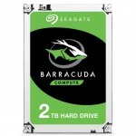 Seagate Barracuda ST2000DM008 dysk twardy 3.5 2000 GB Serial ATA III