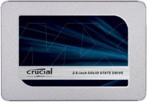 Dysk Crucial CT250MX500SSD1 (250 GB ; 2.5; SATA III)
