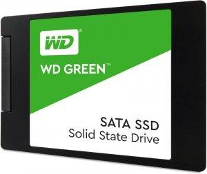 Dysk SSD WD Green WDS120G2G0A (120 GB ; 2.5; SATA III)