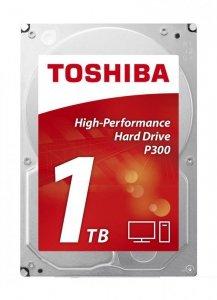 Dysk HDD Toshiba P300 HDWD110UZSVA (1 TB ; 3.5; 64 MB; 7200 obr/min)