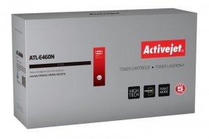 Toner Activejet ATL-E460N (zamiennik Lexmark E460X21E; Supreme; 15000 stron; czarny)
