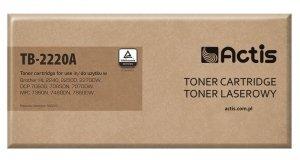 Toner ACTIS TB-2220A (zamiennik Brother TN-2220; Standard; 2600 stron; czarny)