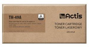 Toner ACTIS TH-49A (zamiennik HP 49A Q5949A, Canon CRG-708; Standard; 2500 stron; czarny)